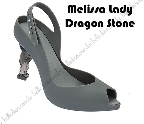 Melissa lady dragon stone