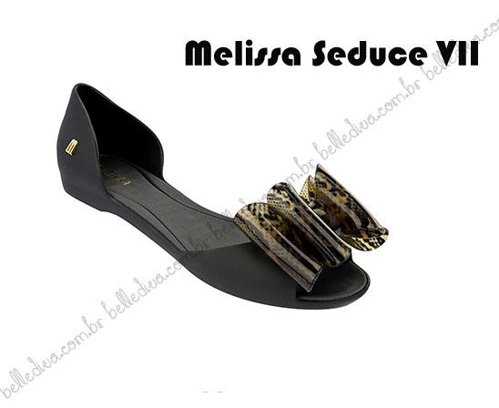 Melissa seduce