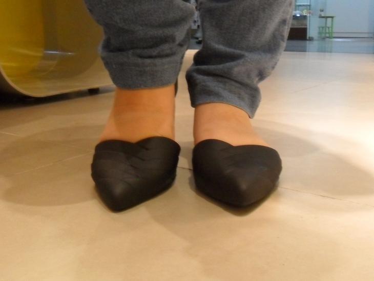 melissa petal nos pés