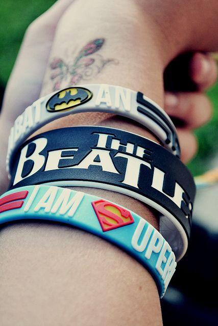 pulseira superman