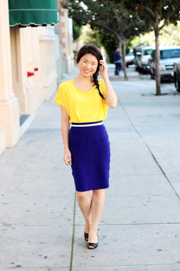 blusa amarela 3