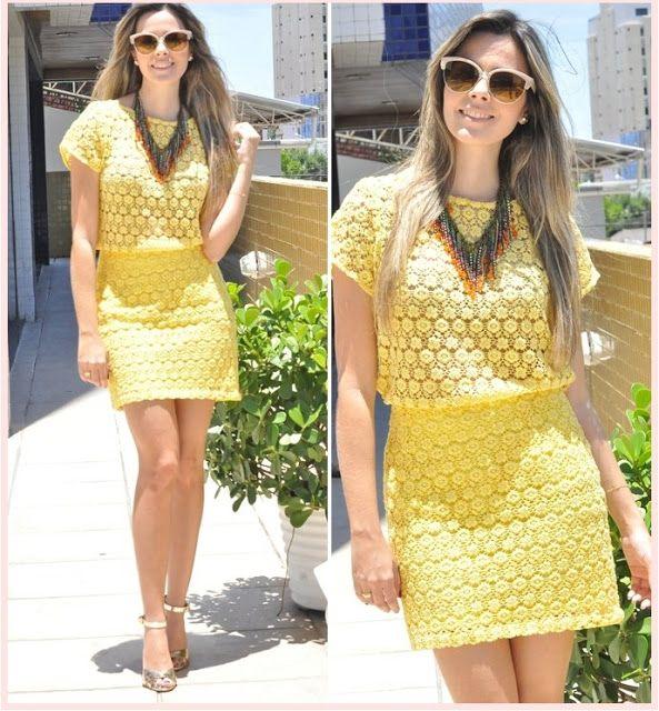 vestido amarelo 1