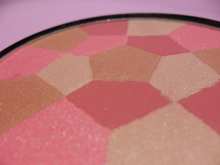 blush pink cheek