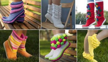 crochet-booties-patterns