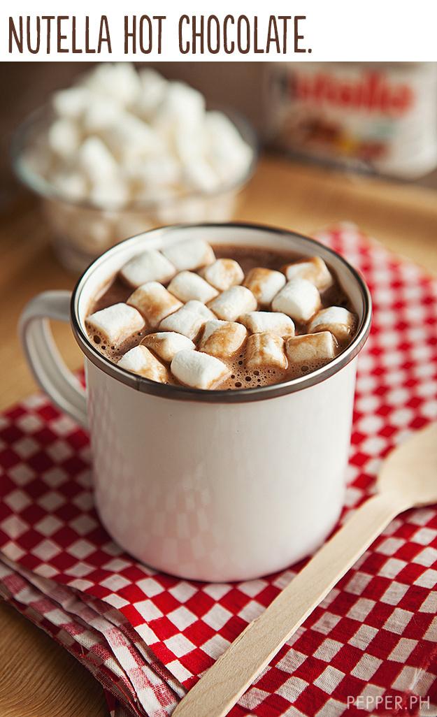 marshmallow café