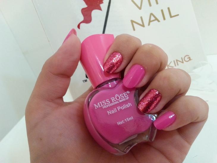 miss rose pink 09