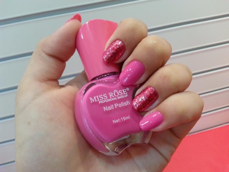 miss rose pink
