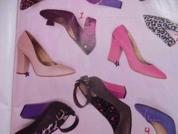 petite jolie cores scarpin