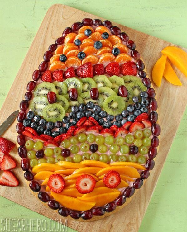 frutas páscoa