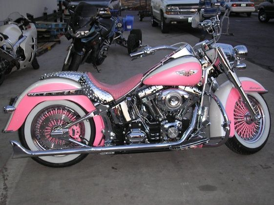 motos femininas