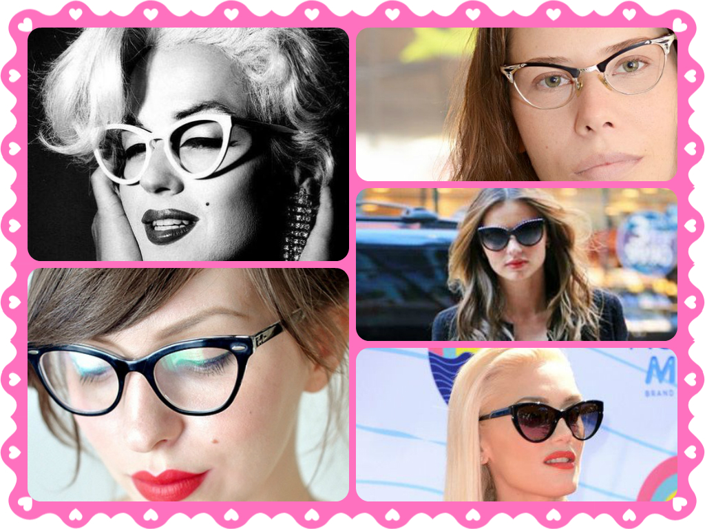 oculos gatinho 2