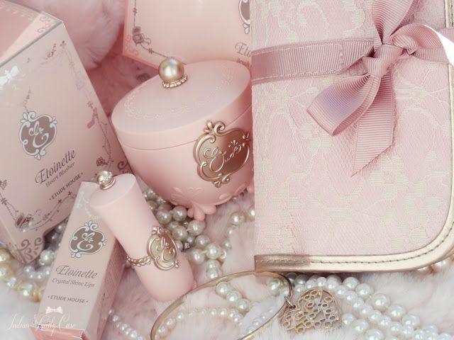 rosa claro etude