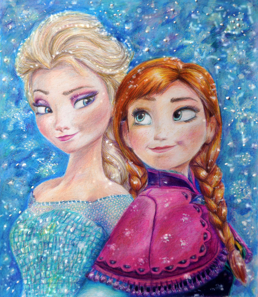 anna_and_elsa___halloween__by_alena_koshkar-d842dlj
