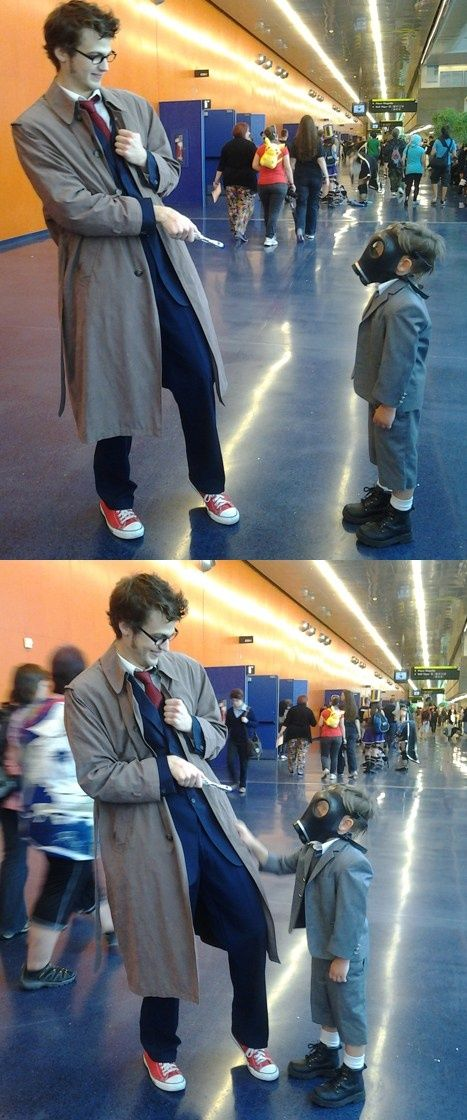 cosplay doctor who