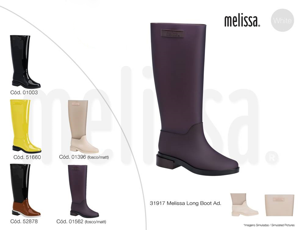 melissa long boot
