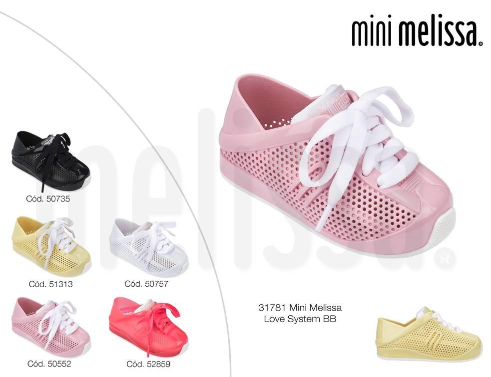 mini melissa love system