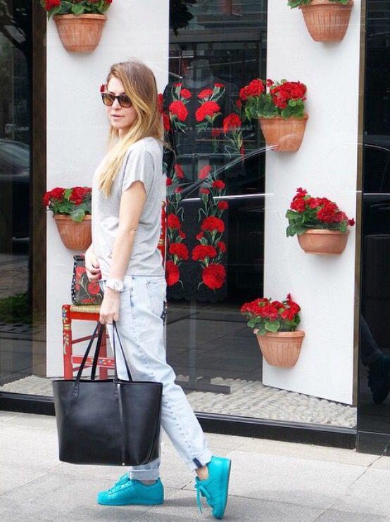 adidas star azul jeans