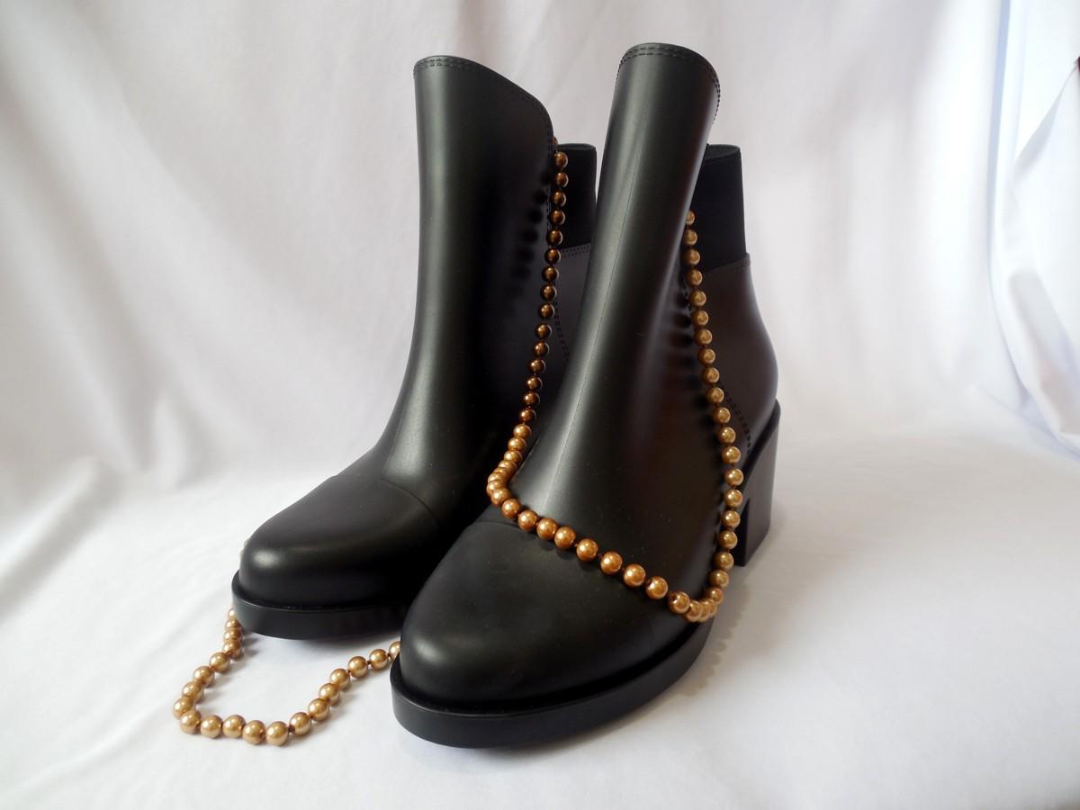 melissa elastic boot 8