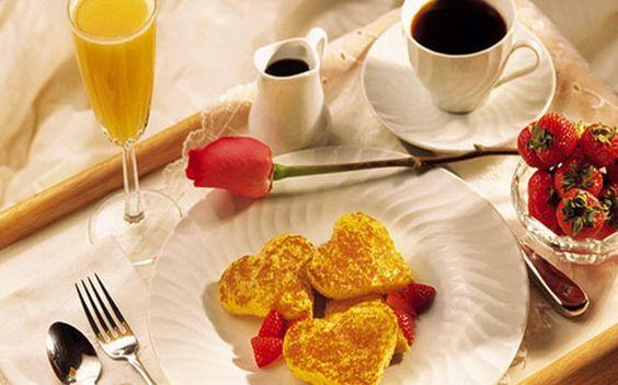 cafe na cama flor