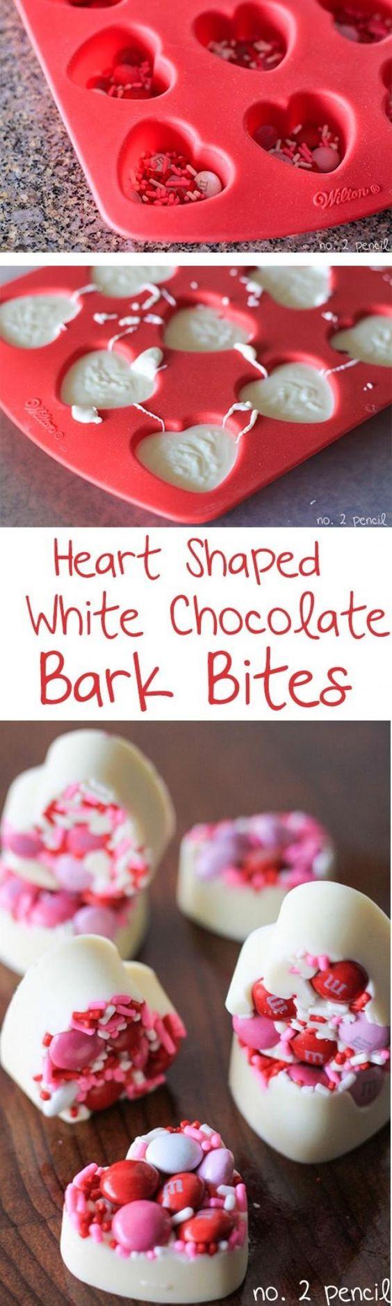 comidas romanticas chocolate