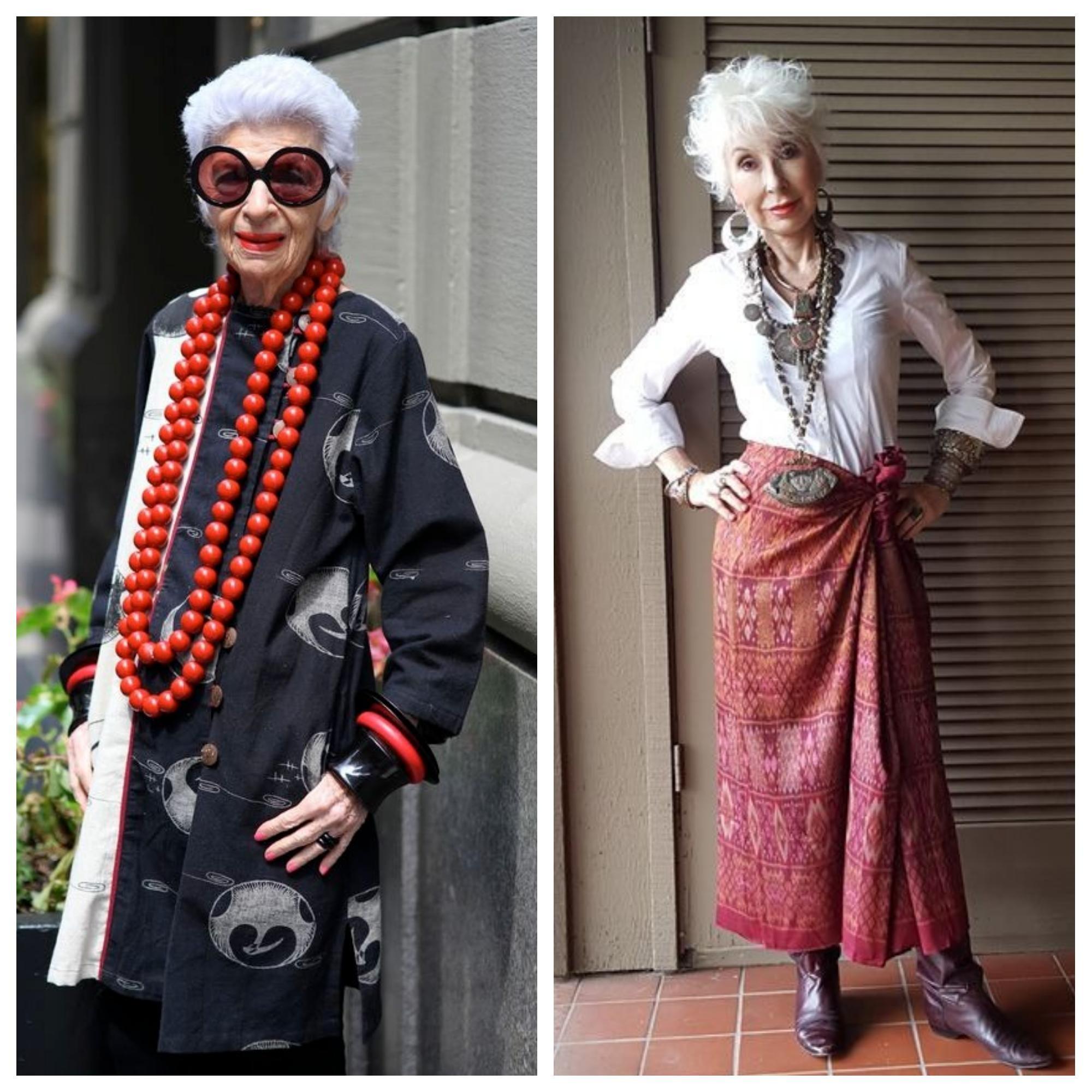 senhora estilo fashion
