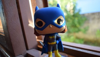 Pop! Funko Batgirl Exclusive Speciallity Serie #148