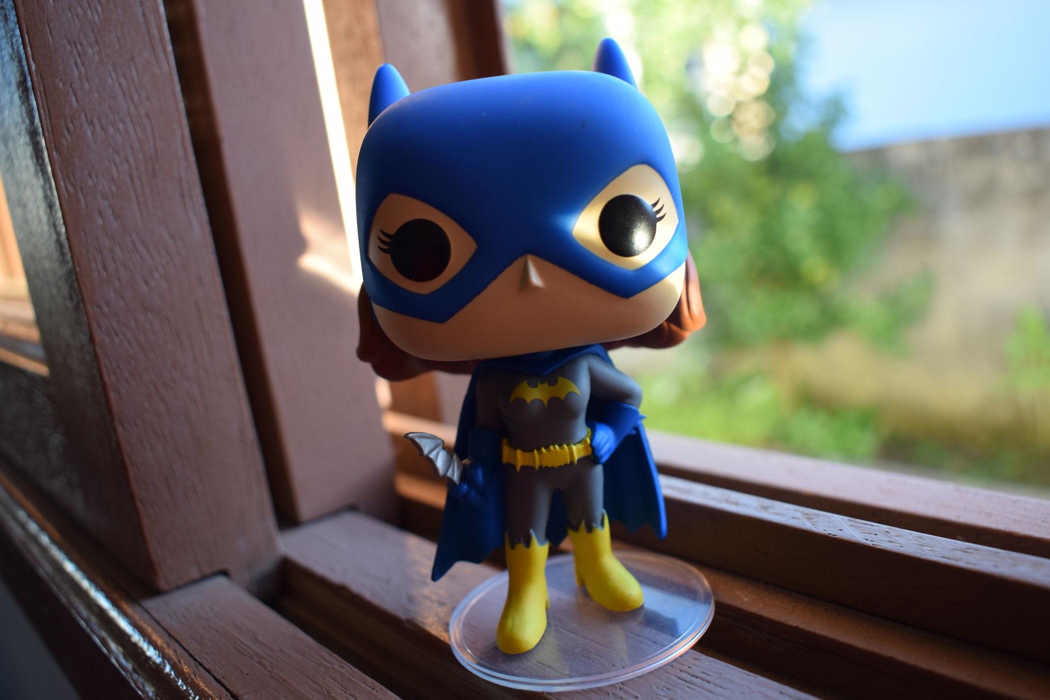batgirl specialty series