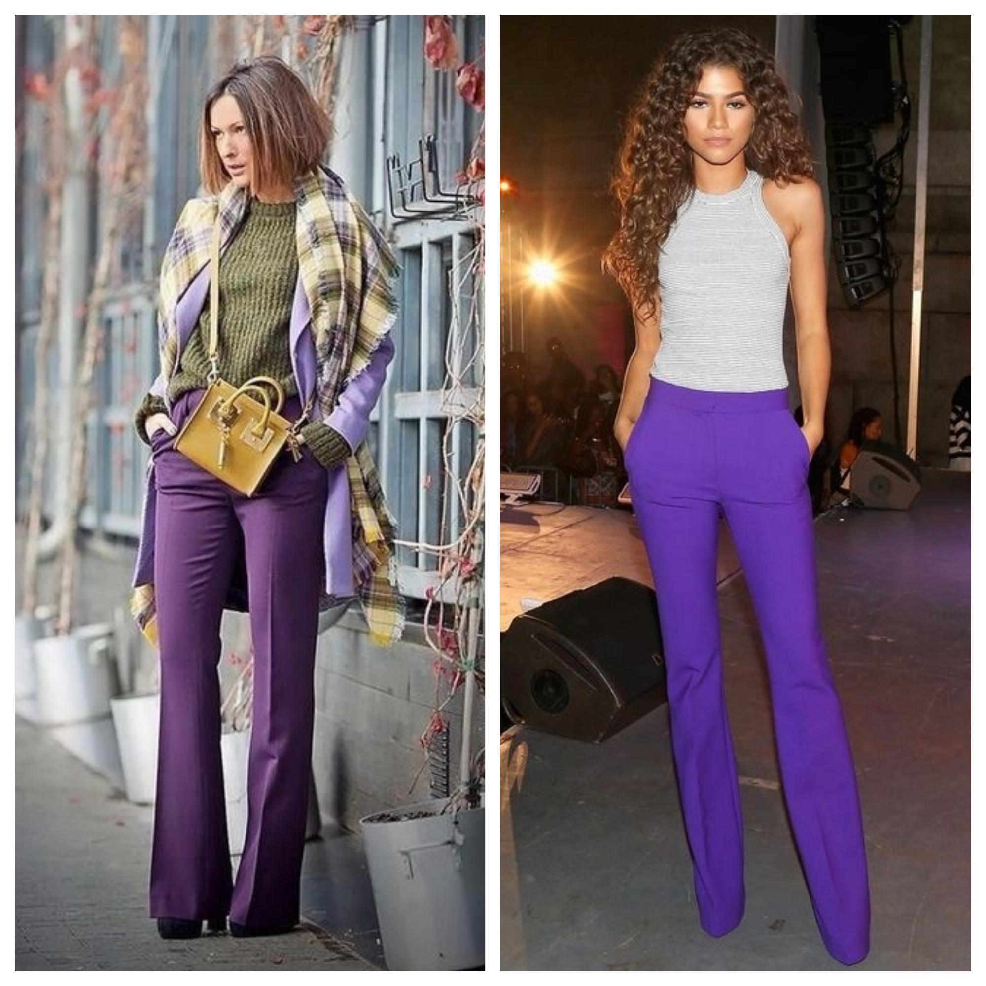 ultra violet calças
